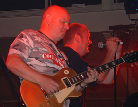Cock Sparrer @ HITS 2003 - Morecambe
